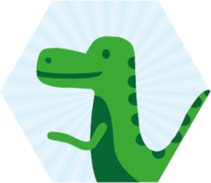 Imagen dinosaurio de juguete