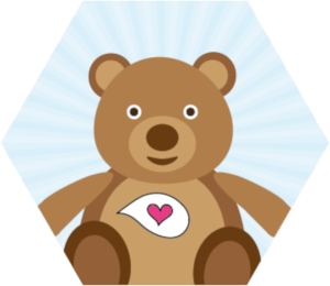 Imagen oso de juguete