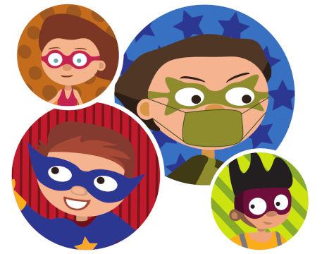 Imagen Superheroes