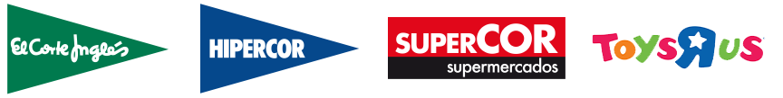 Logotipos Colaboradores recogida