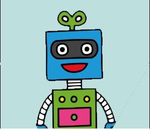 imagen ROBOT de juguete