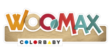 Logo WOOMAX COLORBABY
